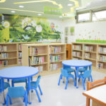Childrens area in Taipei Municipal Library
